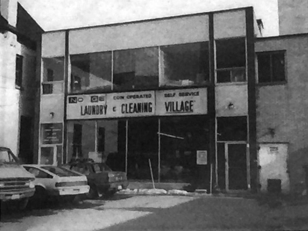 """GO Center at 318 Lisgar: """"The Lavender Laundrette"""""""