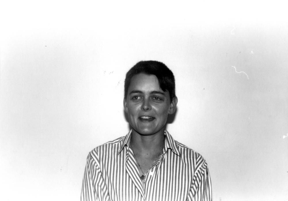 Barb MacIntosh, President, 1984-85