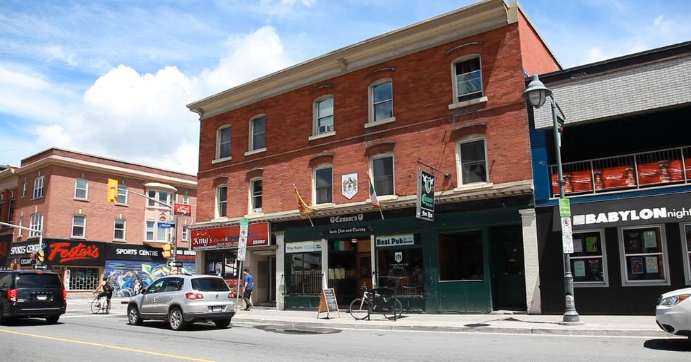 former Village Inn Pub