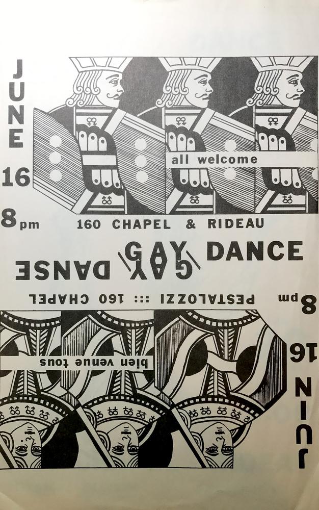 GO Centre Dance poster, Pestalozzi College