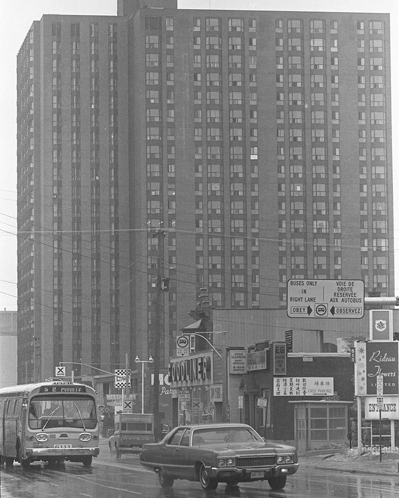 GO Centre, Pestalozzi College, 160 Chapel Street, 1972–1975