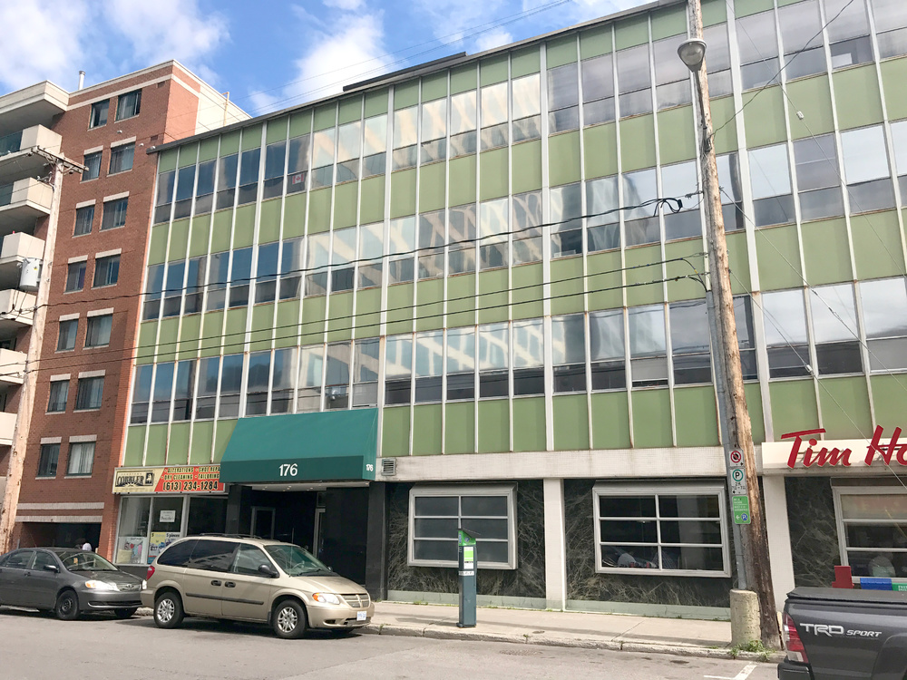 176 Gloucester Street, former office of EGALE Canada