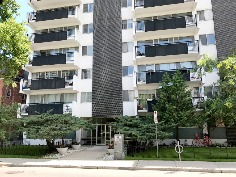 270 Somerset Street West. Home of Maurice Bélanger and Michael Black, who host a meeting to form a new gays rights group in Ottawa