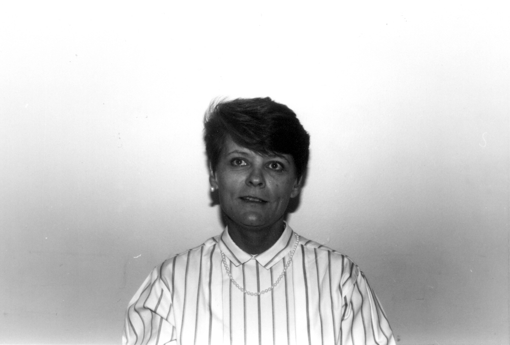 Catherine Browning, GO President 1986
