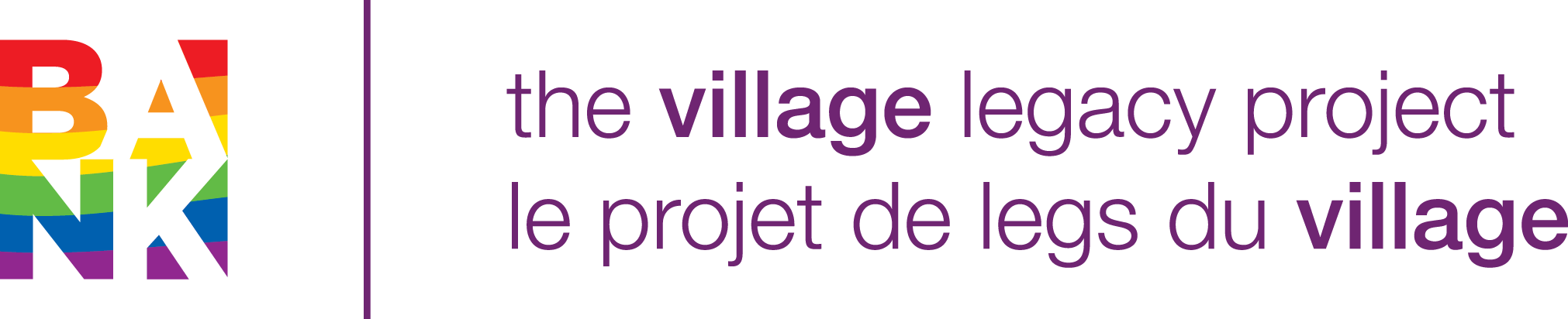 The Village Legacy Project | Le Projet de legs du village
